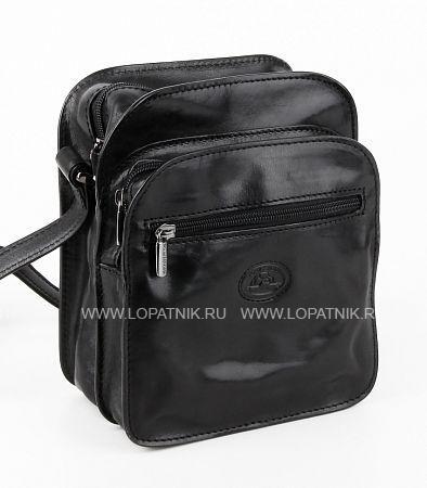 Купить Сумка на плечевом ремне TONY PEROTTI 331192/1, Черный, Натуральная кожа