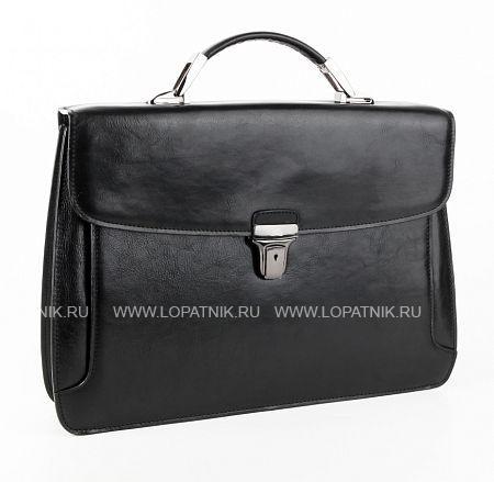 Купить Портфель кожаный мужской TONY PEROTTI 331279/1, Черный, Натуральная кожа