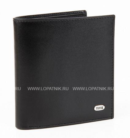 Купить Мужское кожаное портмоне PETEK 227.000.01, Черный, Натуральная кожа