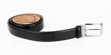 Купить Кожаный мужской ремень PETEK 3504105111.041.01, Черный, Натуральная кожа