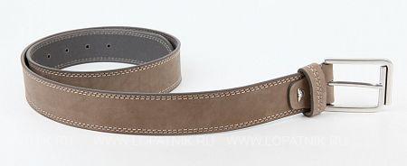 Ремень кожаный мужской TONY PEROTTI 10883/40/13Ремни<br>Классический мужской ремень для брюк, способен сформировать имидж и стиль. Ременное полотно выполнено из отличной, высококачественной кожи.<br>Материал: Натуральная кожа; Цвет: Серый; Пол: Мужской; Артикул: 10883/40/13;