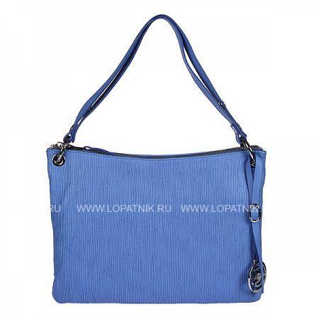 Женская кожаная сумка GIANNI CONTI 1314427 BLUETTEЖенские сумки<br>Материал: натуральная кожа<br>Высота ручек (см): 20<br>Размеры (см): 29 x 8 x 23<br>Производитель: Gianni Conti Elda Trade S.R.L., Италия<br>Описание:<br>- состоит из трех отделов<br>- два из них на молнии<br>- внутри карман на молнии<br>- два кармашка для мелких предметов<br>- держатель для авторучки<br>- оснащена регулируемым плечевым ремнем<br>Материал: Натуральная кожа; Цвет: Синий; Пол: Женский; Артикул: 1314427 bluette;