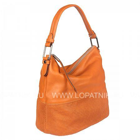 Женская кожаная сумка GIANNI CONTI 1324404 PAPRIKAЖенские сумки<br>Материал: натуральная кожа<br>Высота ручек (см): 15<br>Размеры (см): 27 x 17 x 27<br>Производитель: Gianni Conti Elda Trade S.R.L., Италия<br>Описание:<br> закрывается на молнию<br>- внутри два отдела <br>- между ними карман на молнии<br> -два кармашка для мелких предметов<br>- держатель для авторучки<br>- карман на молнии<br>- снаружи на задней стенке карман на молнии<br>- оснащена съемным регулируемым плечевым ремнем на карабинах<br>Материал: Натуральная кожа; Цвет: Коричневый; Пол: Женский; Артикул: 1324404 paprika;