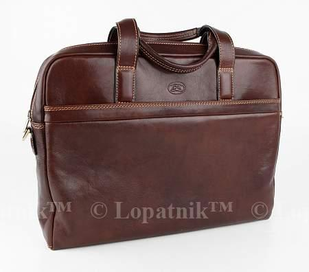 Бизнес сумка кожаная TONY PEROTTI 334457/2