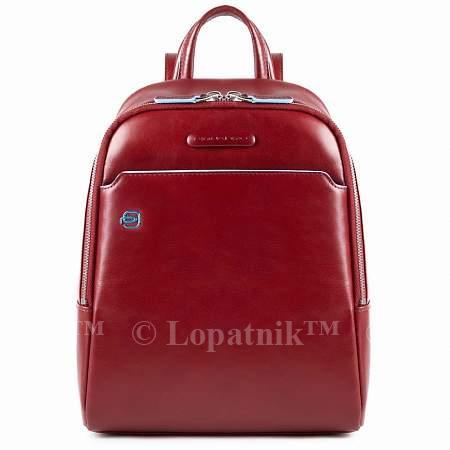 Купить со скидкой Рюкзак кожаный женский PIQUADRO CA4233B2/R