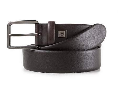 Купить со скидкой Ремень мужской кожаный PIQUADRO CU4204B3/TM