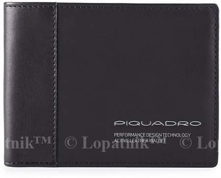 Купить со скидкой Портмоне Piquadro Downtown PIQUADRO PU1392DTR/N