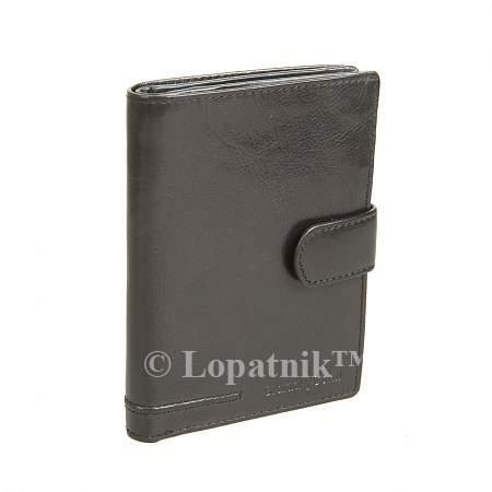 Купить со скидкой Портмоне с обложкой для автодокументов GIANNI CONTI 708451 BLACK