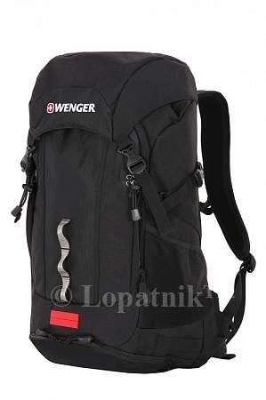 Рюкзак цв. серый/черный WENGER 30582299