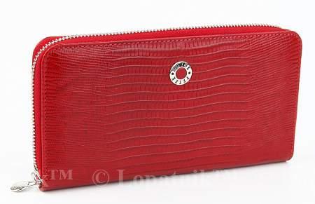 Купить Женский кожаный кошелек PETEK 397/2.041.10, Красный, Натуральная кожа