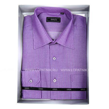 Купить Сорочка мужская CONTI UOMO 8445-11-06, Фиолетовый