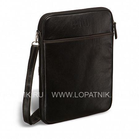 Кожаная сумка через плечо BRIALDI Matelica? (Мателика) black BRIALDI-1022