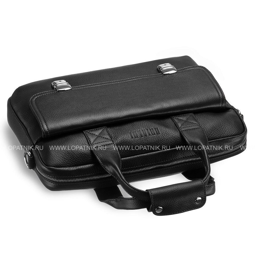 6faff04b8589 Мужская деловая сумка BRIALDI Greensboro (Гринсборо) relief black ...