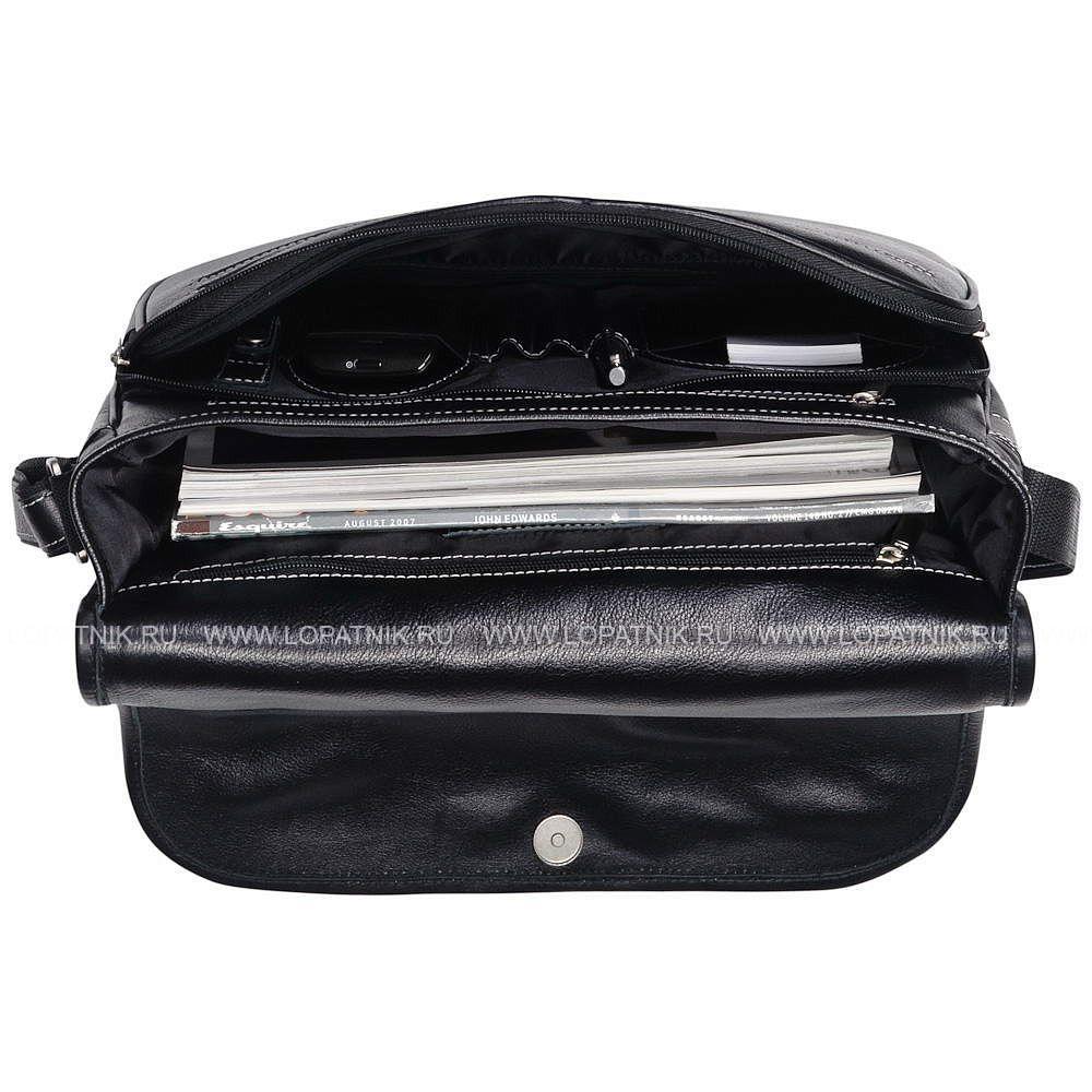 1a9c228ef212 Кожаная сумка через плечо Cambridge (Кембридж) black Brialdi brialdi ...
