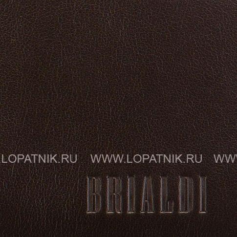 edcb1b044d91 Кожаная сумка через плечо Ancona (Анкона) brown Brialdi brialdi-3172 ...