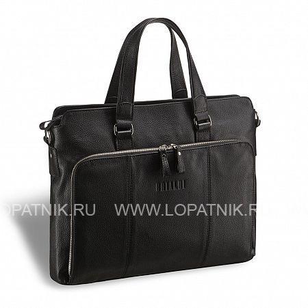Деловая сумка Abilene (Абилин) black BRIALDI BRIALDI-3257