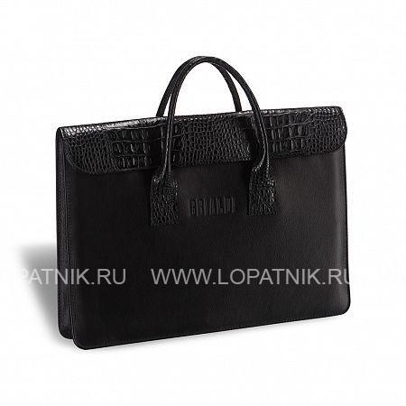 Женская деловая сумка Vigo (Виго) black BRIALDI BRIALDI-3409