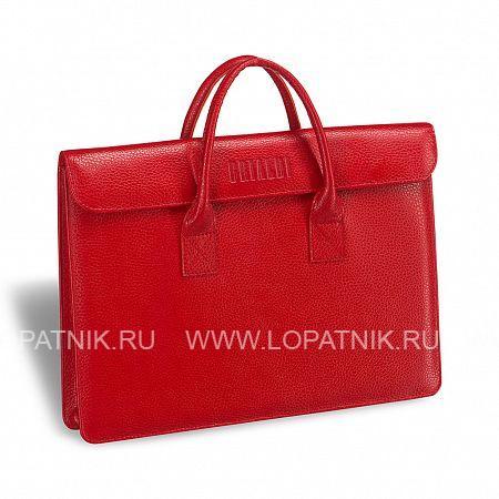 Женская деловая сумка Vigo (Виго) relief red BRIALDI BRIALDI-3414