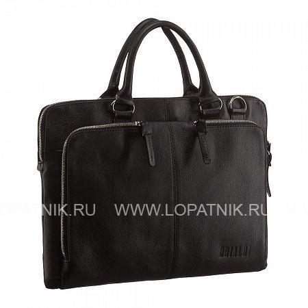 Деловая сумка Sydney (Сидней) black BRIALDI BRIALDI-779