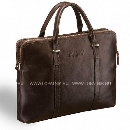 Деловая сумка BRIALDI Durango (Дуранго) brown BRIALDI-8447