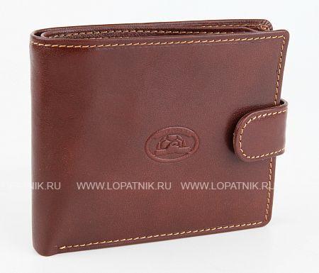Купить Мужское кожаное портмоне TONY PEROTTI 270038/2, Коричневый, Натуральная кожа
