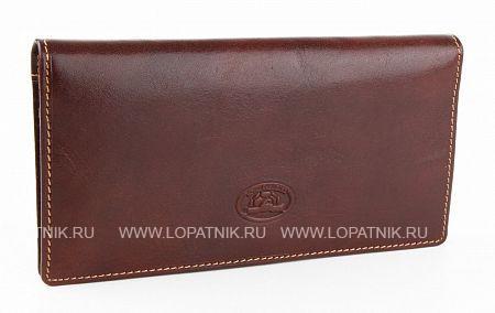 Купить Мужское кожаное портмоне TONY PEROTTI 271121/2, Коричневый, Натуральная кожа