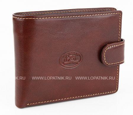 Купить Мужское кожаное портмоне TONY PEROTTI 271134/2, Коричневый, Натуральная кожа