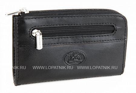 Купить Ключница из натуральной кожи TONY PEROTTI 271194/1, Черный, Натуральная кожа