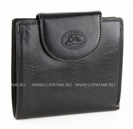 Купить Женский кожаный кошелек TONY PEROTTI 273416/1, Черный, Натуральная кожа