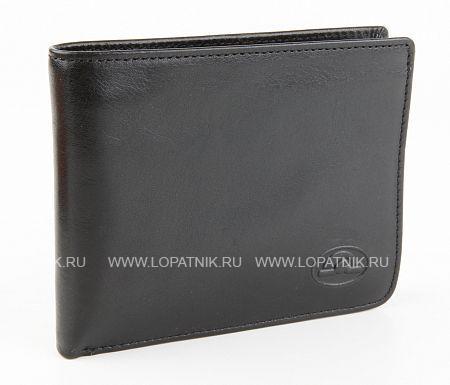 Купить Мужское кожаное портмоне TONY PEROTTI 303439/1, Черный, Натуральная кожа