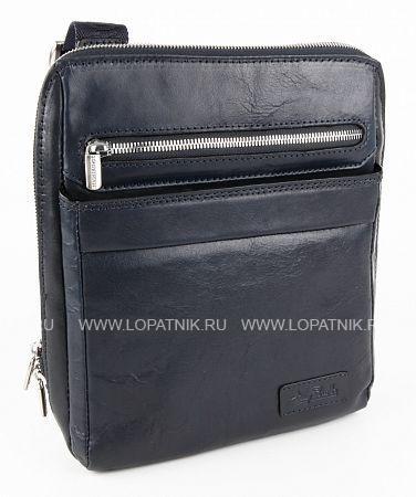 Купить Мужская сумка для документов TONY PEROTTI 304445/6, Синий, Натуральная кожа