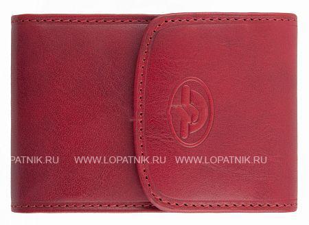 Купить Кожаная женская кредитница TONY PEROTTI 301239/4, Красный, Натуральная кожа