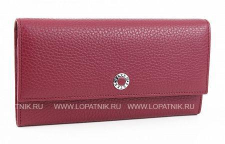 Купить Женский кожаный кошелек PETEK 400.46D.123, Фиолетовый, Натуральная кожа