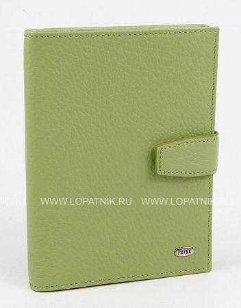 Купить Обложка для паспорта и автодокументов PETEK 595.168.93, Зеленый, Натуральная кожа