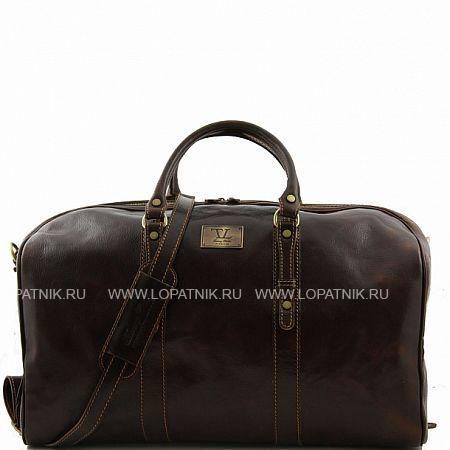 Купить Дорожная кожаная сумка TUSCANY FC140860-02, Коричневый, Натуральная кожа