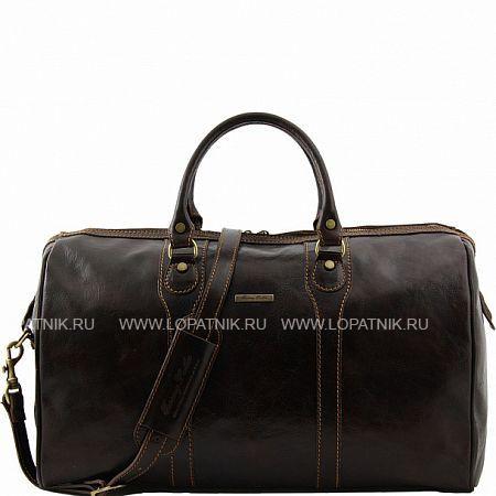 Купить Дорожная кожаная сумка-даффл TUSCANY TL1044-02, Коричневый, Натуральная кожа