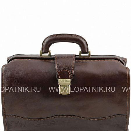Купить Кожаный саквояж TUSCANY TL10077-02, Коричневый, Натуральная кожа