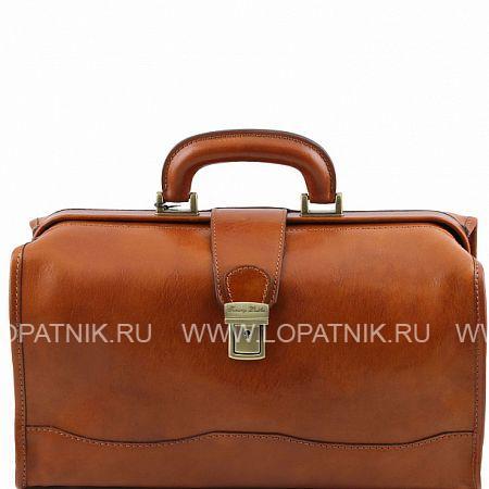 Купить Кожаный саквояж TUSCANY TL10077-4, Оранжевый, Натуральная кожа
