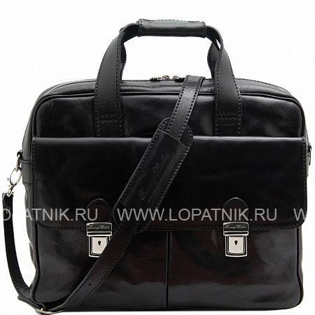 Купить Сумка для ноутбука TUSCANY TL140889-1, Черный, Натуральная кожа
