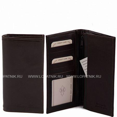Купить Портмоне кожаное мужское TUSCANY TL140777-02, Коричневый, Натуральная кожа