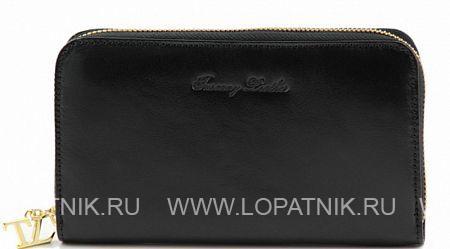 Купить Портмоне кожаное женское TUSCANY TL141206-1, Черный, Натуральная кожа