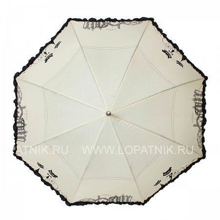 Купить Зонт-трость женский FLIORAJ 121208 FJ, Бежевый