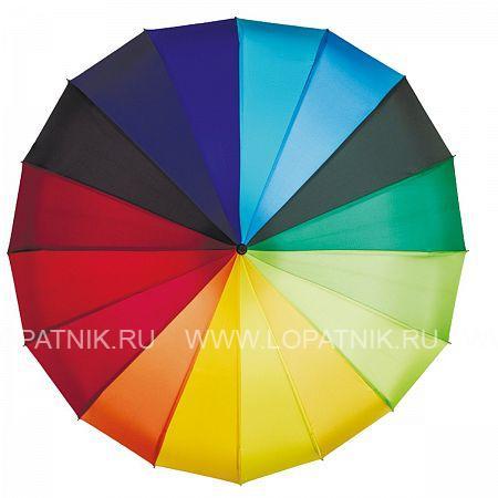 Купить Зонт-трость женский FLIORAJ 121201/1 FJ, Разноцветный