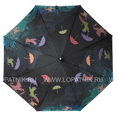 Купить Зонт-трость женский FLIORAJ 121210 FJ, Разноцветный