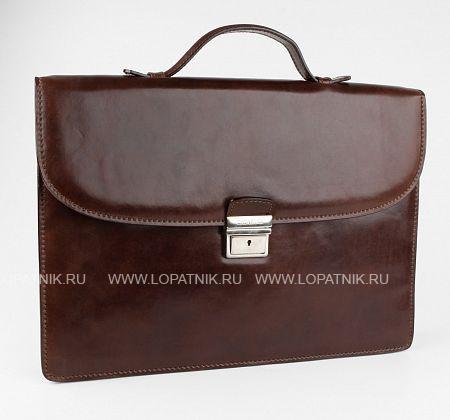 Портфель мужской кожаный CHIARUGI 4320 MORO