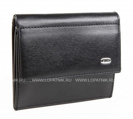 Купить Кожаное мужское портмоне PETEK 200.000.01, Черный, Натуральная кожа