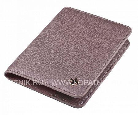 Купить Обложка для паспорта VASHERON 9151-N.POLO PLATINA, Оранжевый, Натуральная кожа
