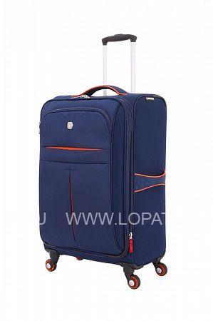 Купить Чемодан AROSA синий WENGER WG6593307165