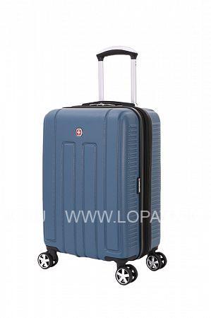 Купить Чемодан VAUD синий WENGER WGR6399343154, Пластик