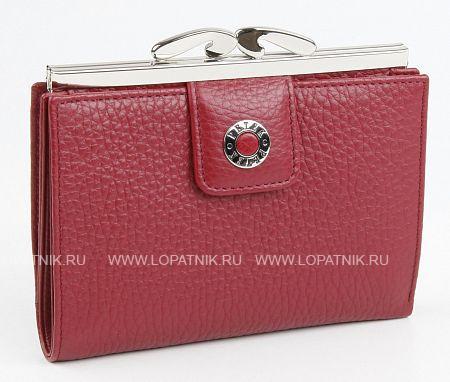 Купить Женский кожаный кошелек PETEK 306.46D.44, Красный, Натуральная кожа
